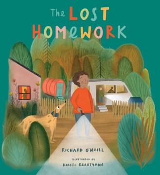 The lost homework - Richard(Storyteller) O'Neill