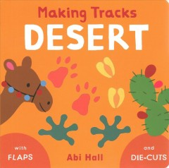 Desert : with flaps and die-cuts - Abi Hall