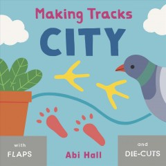 City : with flaps and die-cuts - Abi Hall