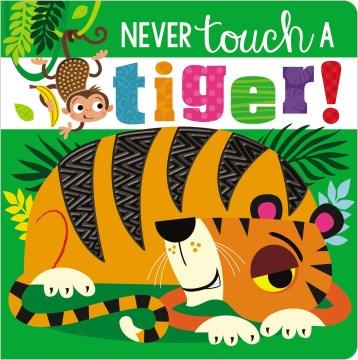 Never touch a tiger! - Stuart Lynch