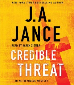 Credible threat - Judith A Jance