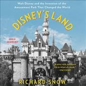 Disney's land - Richard Snow