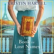 Book of Lost Names - Kristin; Maby Harmel