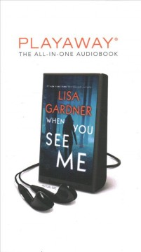 When you see me - Lisa Gardner