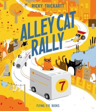 Alley cat rally - Ricky Trickartt