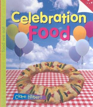 Celebration food - Clare Hibbert