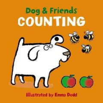 Dog & friends : Counting - Emma Dodd