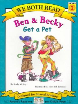 Ben & Becky get a pet - Sindy McKay