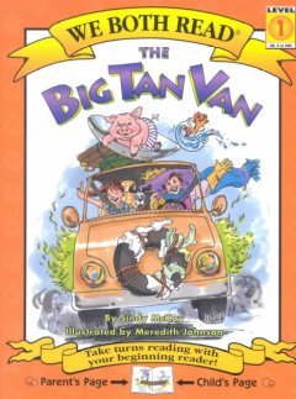 The big tan van - Sindy McKay