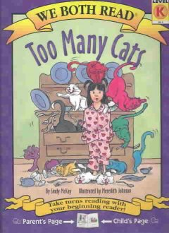 Too many cats - Sindy McKay