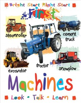 First machines : look, talk, learn - Rob Walker