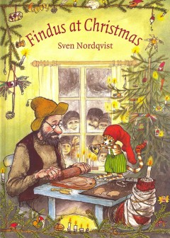 Findus at Christmas - Sven Nordqvist