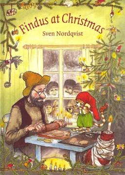 Findus at Christmas - Sven Nordqvist