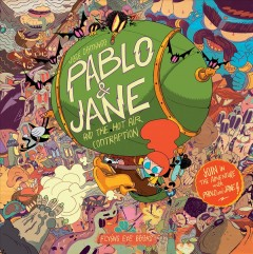 Pablo & Jane and the hot air contraption - José Domingo