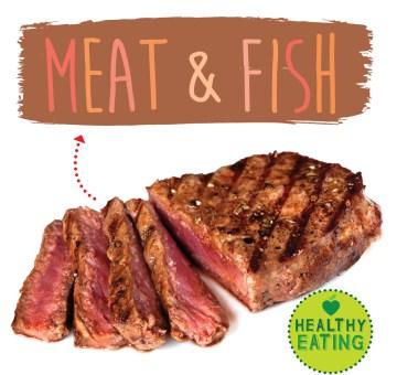 Meat & fish - Gemma Mcmullen