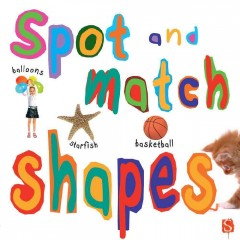 Spot and match shapes - Rob Walker