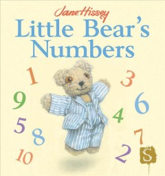 Little bear's numbers - Jane Hissey