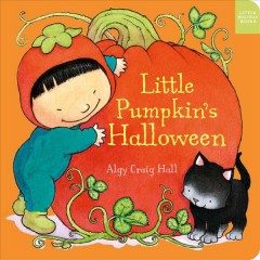 Little Pumpkin's Halloween - Algy Craig Hall