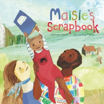 Maisie's scrapbook - Samuel Narh