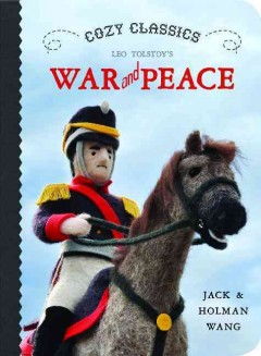 Leo Tolstoy's War and peace - Jack Wang