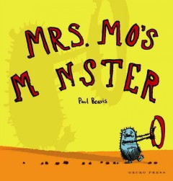 Mrs. Mo's monster - Paul Beavis