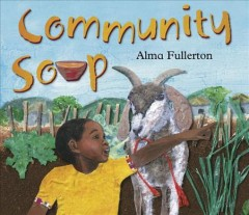Community soup - Alma Fullerton