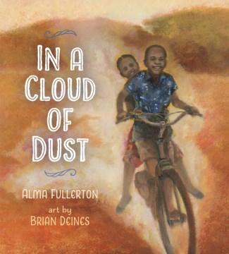 In a cloud of dust - Alma Fullerton