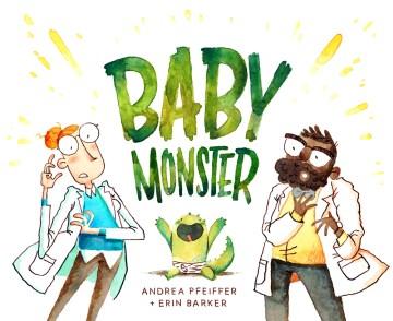 Baby monster - Andrea Pfeiffer