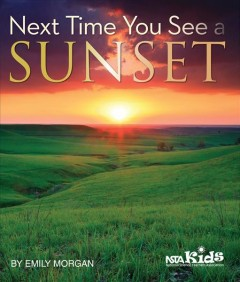 Next time you see a sunset - Emily R.1973-author.(Emily Rachel) Morgan