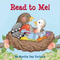 Read to me! - Martha Day Zschock