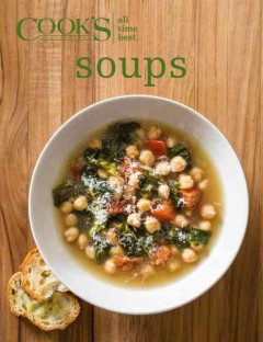 All-Time Best Soups -  Cook's Illustrated (COR)