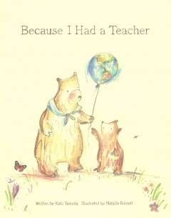 Because I had a teacher - Kobi Yamada