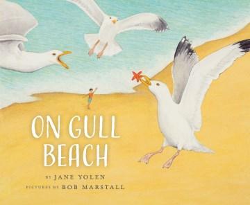 On Gull Beach - Jane Yolen