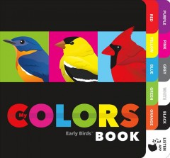 My colors book - Patricia Mitter