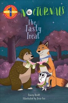 The tasty treat - Tracey Hecht