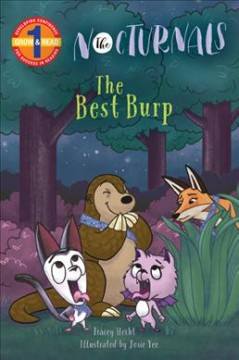 The best burp - Tracey Hecht