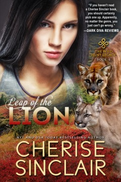 Leap of the lion - Cherise Sinclair
