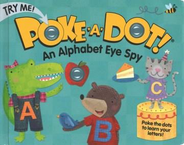 An alphabet eye spy.