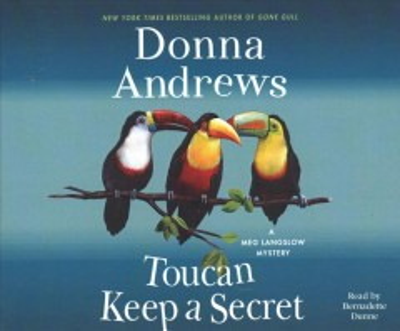 Toucan Keep a Secret - Donna; Dunne Andrews
