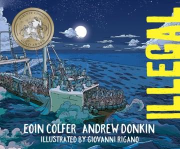 Illegal - Eoin Colfer