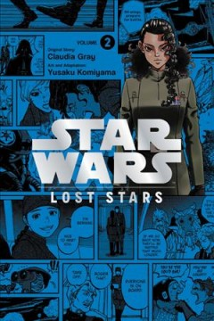Star Wars Lost Stars 2 - Claudia; Komiyama Gray