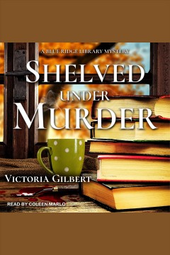 Shelved under murder - Victoria author Gilbert