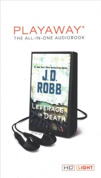 Leverage in death - J. D Robb