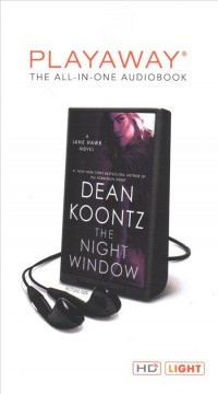 The night window - Dean R.1945-author.(Dean Ray) Koontz
