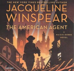 The American agent - Jacqueline Winspear