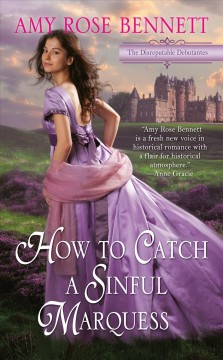 How to Catch a Sinful Marquess - Amy Rose Bennett