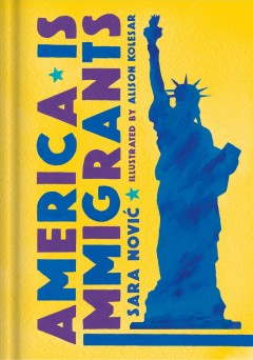 America is immigrants - Sara Novic