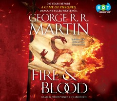 Fire & blood - George R. R Martin