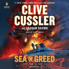 Sea of greed - Clive Cussler