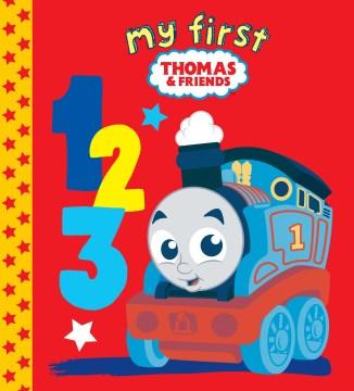 My first Thomas & friends 1,2,3. - W Awdry